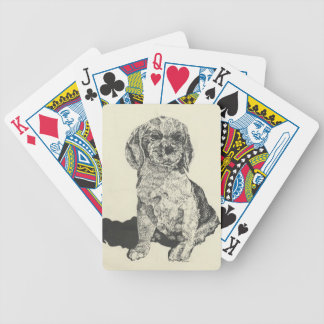 Cocker Spaniel Poker Playing cards