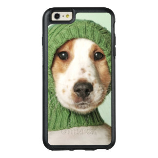 Cocker Spaniel Puppy Wearing Wool Cap OtterBox iPhone 6/6s Plus Case