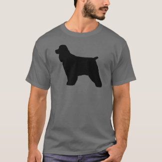 Cocker Spaniel Silhouette T-Shirt