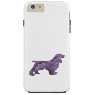 Cocker Spaniel Tough iPhone 6 Plus Case