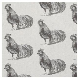 Cockerel Fabric