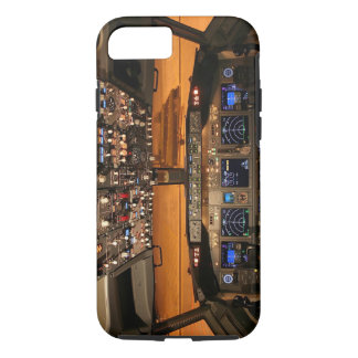 Cockpit by Night iPhone 8/7 Case