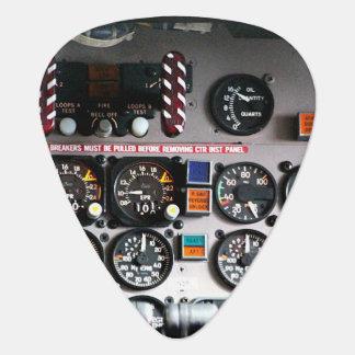 Cockpit Guitar Pick