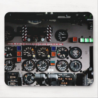 Cockpit Mouse Pad