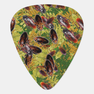 Cockroaches Guitar Pick