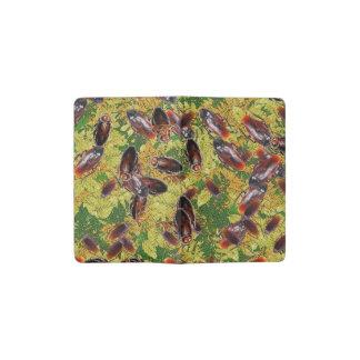 Cockroaches Pocket Moleskine Notebook