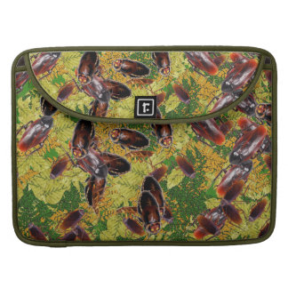 Cockroaches Sleeves For MacBook Pro