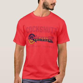 Cockshutt Vintage Farm equipment T-Shirt