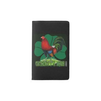 Cocksure I'm Irish Too! Pocket Moleskine Notebook