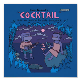 Cocktail Album Cover Poster