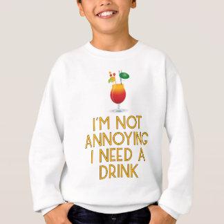 Cocktail alcohol party bartender bar festival sweatshirt