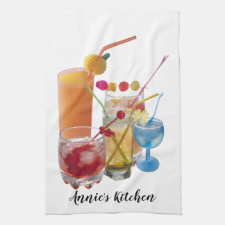 Cocktail Collection Kitchen Towel
