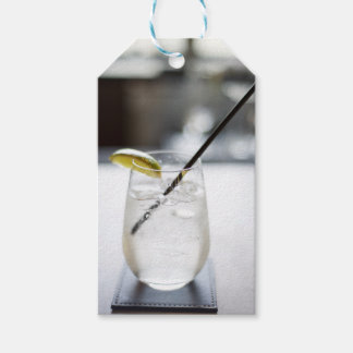 Cocktail Gift Tag Pack Of Gift Tags