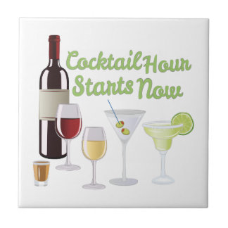 Cocktail Hour Tile