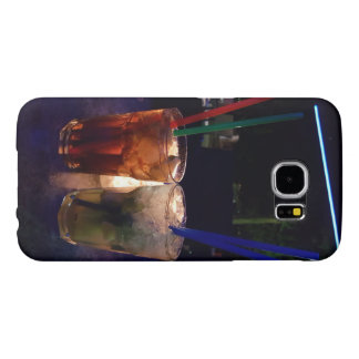 Cocktail nights samsung galaxy s6 cases