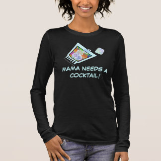 COCKTAIL - OLD FASHIONED - ROCKS GLASS LONG SLEEVE T-Shirt