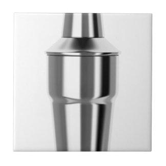 Cocktail shaker tile