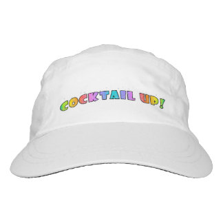 COCKTAIL UP! HEADSWEATS HAT