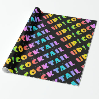 Cocktail Up! WRAPPING PAPER