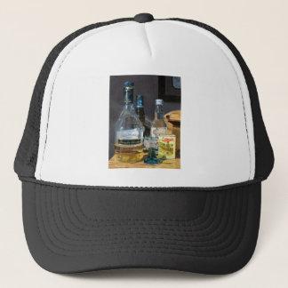 Cocktails and Mustard Trucker Hat