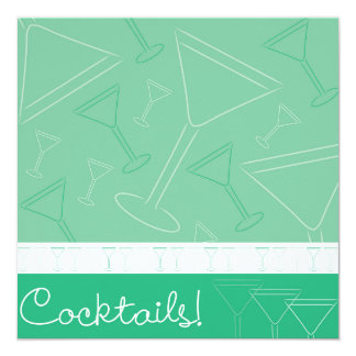 Cocktails! Card