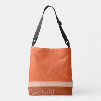 Cocktails! Crossbody Bag