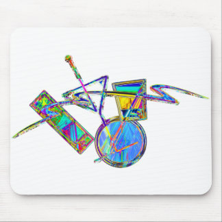 Cocktails, Mixed Drinks, Beverages 3 Mouse Pad