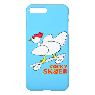 Cocky Skater iPhone 7 Plus Case