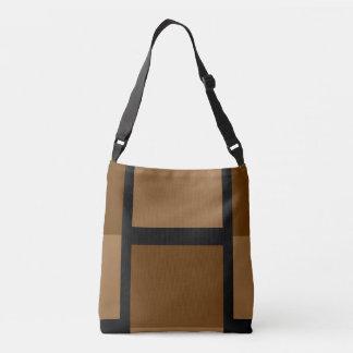 Coco And Coffee Crossbody Bag