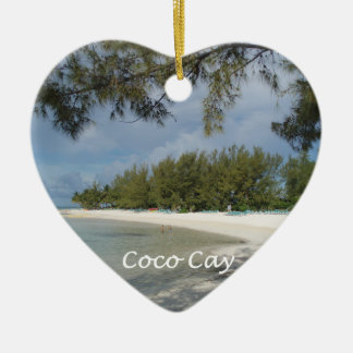 Coco Cay Ornament