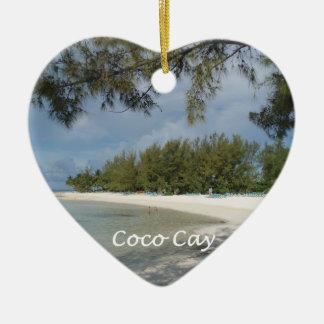 Coco Cay Ornament