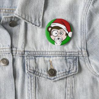 coco clause 2 inch round button