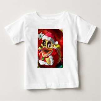 Coco Rubber Ducky Santa Baby T-Shirt