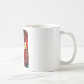 Coco Rubber Ducky Santa Coffee Mug