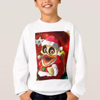 Coco Rubber Ducky Santa Sweatshirt