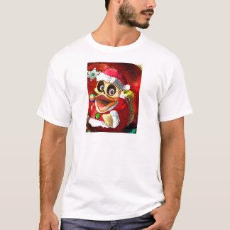Coco Rubber Ducky Santa T-Shirt