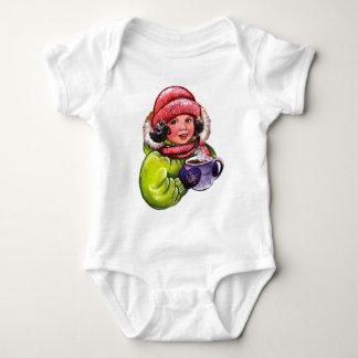Cocoa Baby Bodysuit