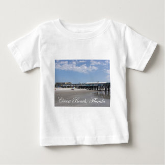 Cocoa Beach Baby T-Shirt