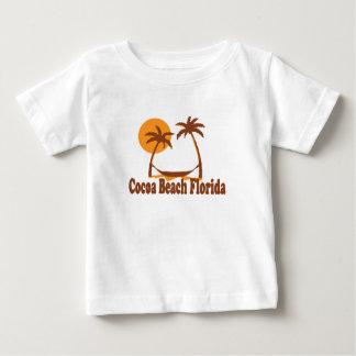 Cocoa Beach - Beach Design. Baby T-Shirt