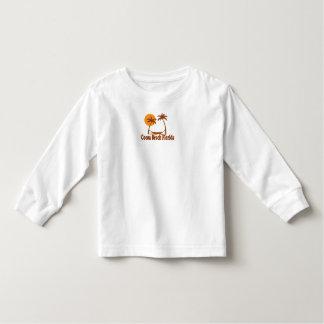 Cocoa Beach - Beach Design. Toddler T-shirt