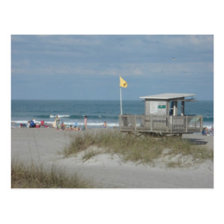 Cocoa Beach, FL Postcard