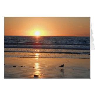 Cocoa Beach, Florida Blank Note card