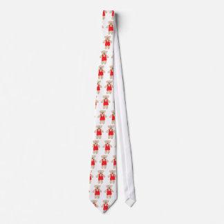 Cocoa Bear Tie