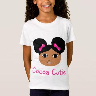Cocoa Cutie Mahogany Pink Bows T-Shirt