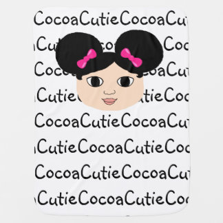 Cocoa Cuties MacKenzie Baby Blanket II