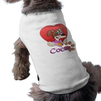 Cocoa Doggie T-shirt