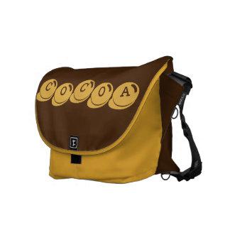 COCOA PECAN BAG COMMUTER BAGS