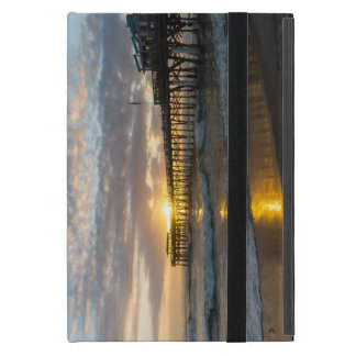 Cocoa Pier 1st Sunrise 2017 Covers For iPad Mini