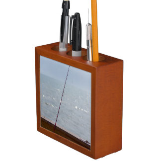 Cocoa Pier Fishing Desk Organizer