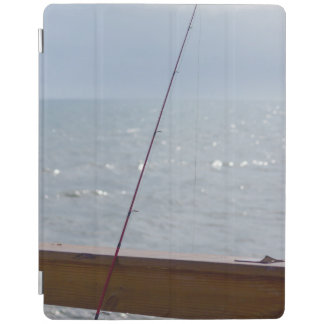 Cocoa Pier Fishing iPad Cover